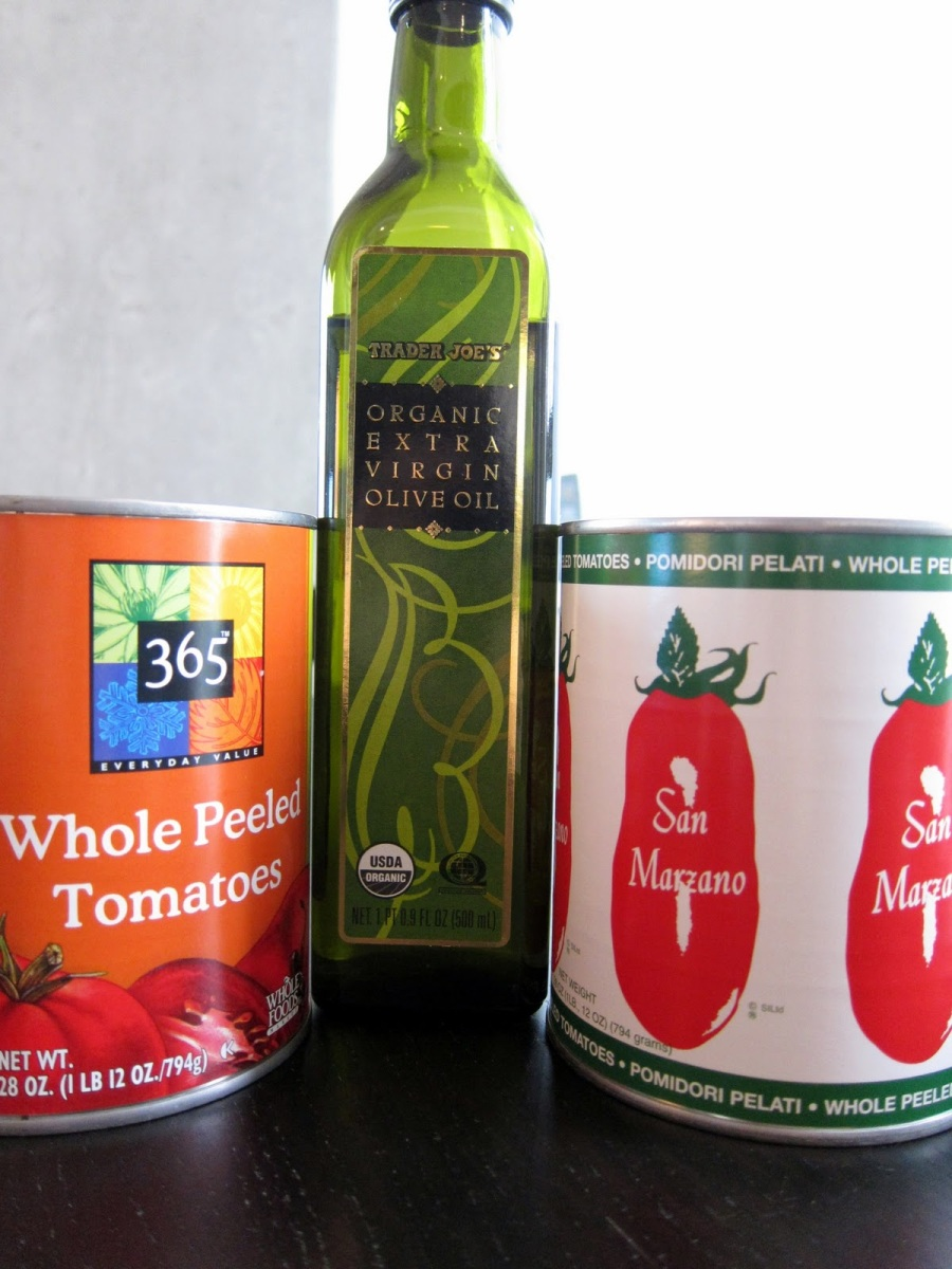 Batali's Basic Tomato Sauce