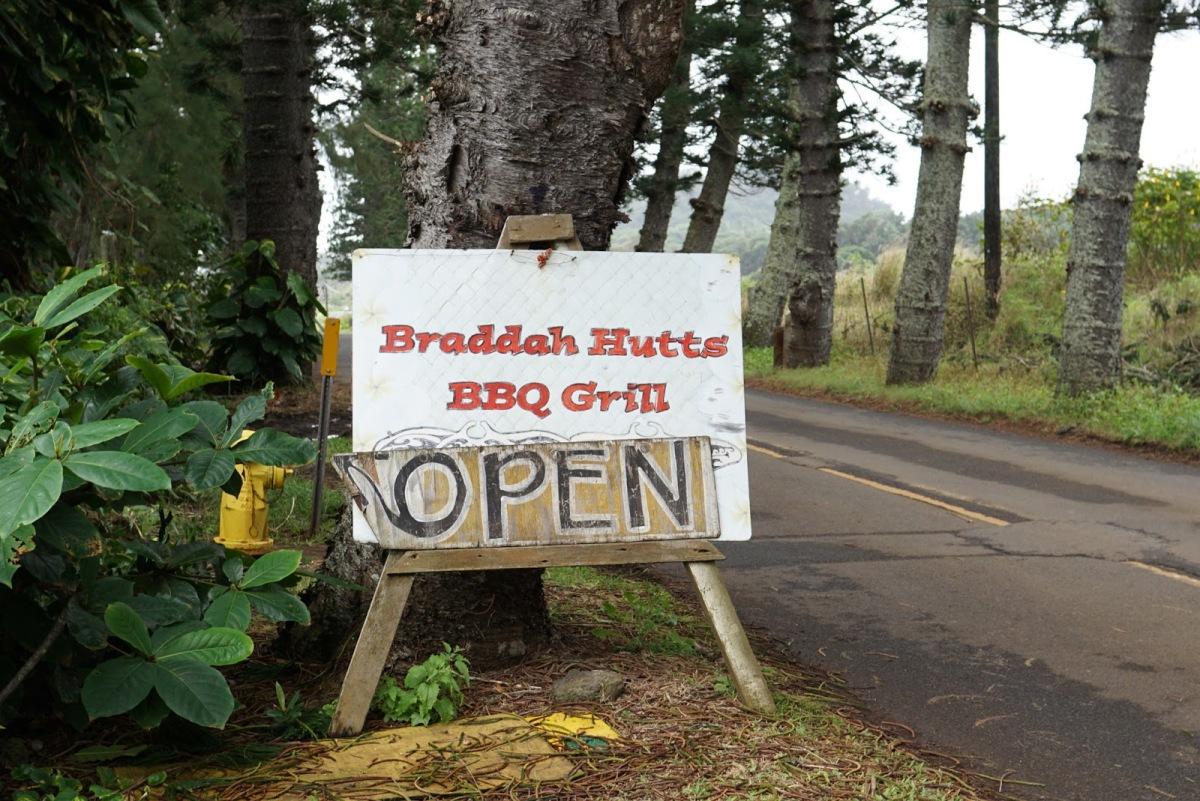 Braddah Hutts BBQ